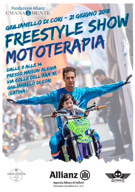 Freestyle-mototerapia